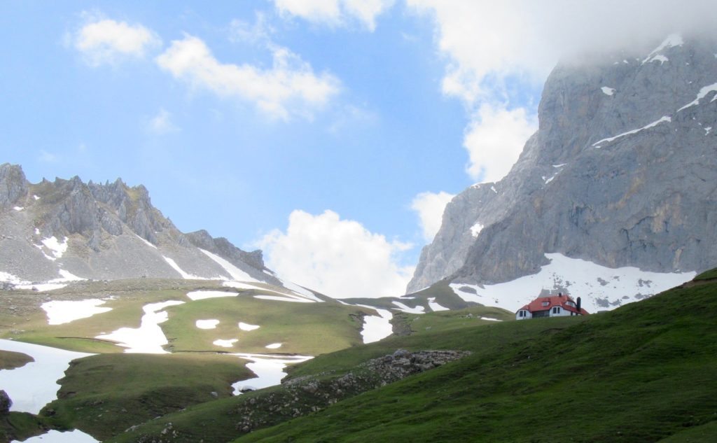 Refugio in Picos de Europa